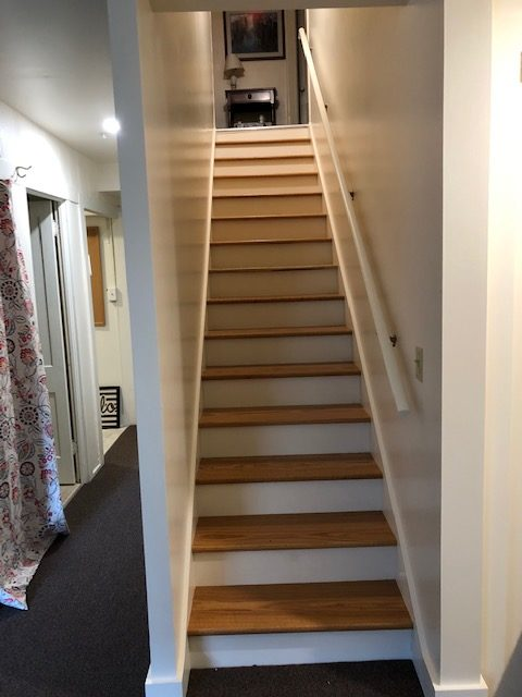 New Shaw House Stairs